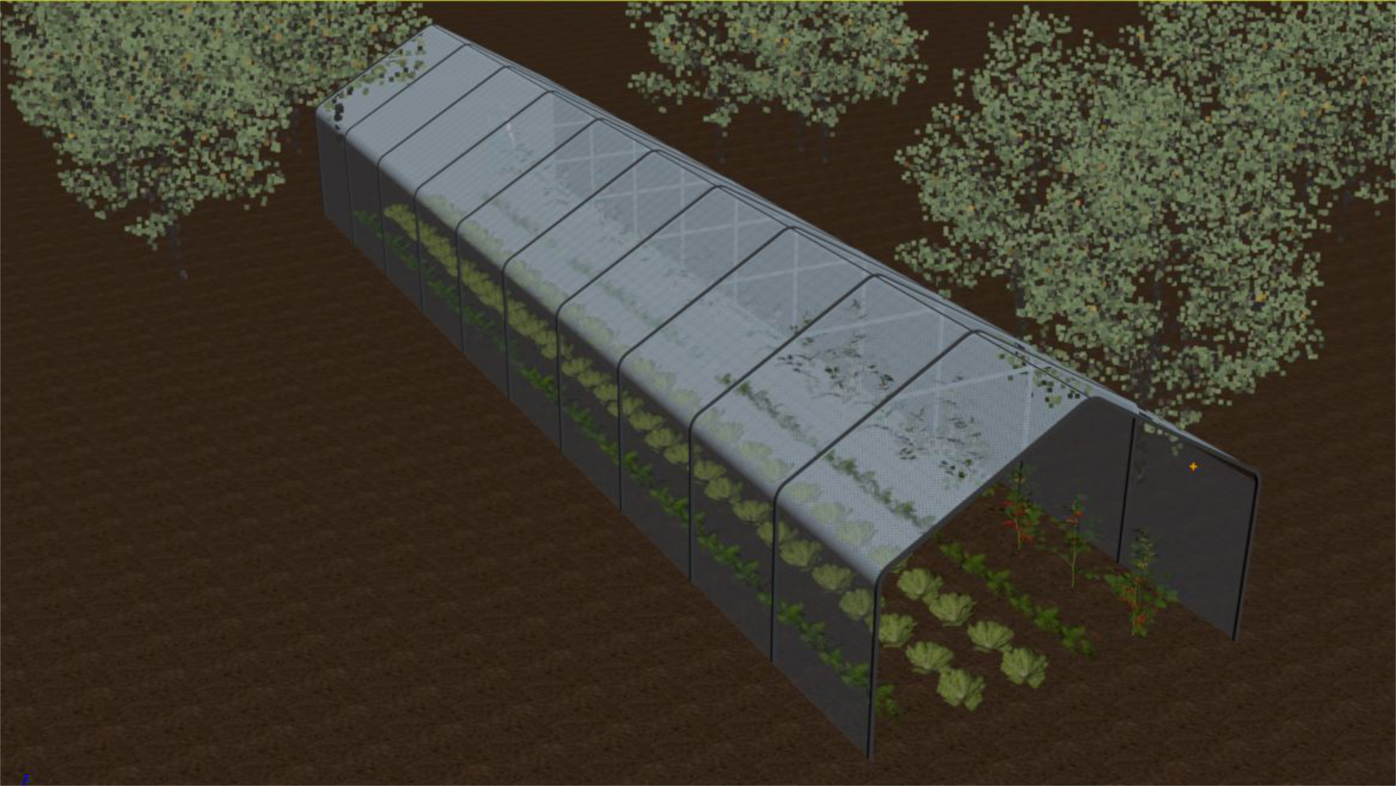 grønnsaker tunnel dyrking utenfra 4